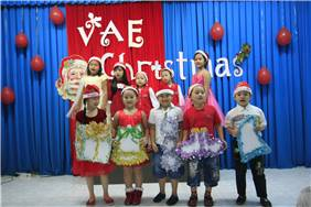 VAE CHRISTMAS PARTY 2013