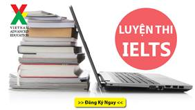 MỞ LỚP LUYỆN THI IELTS ONLINE